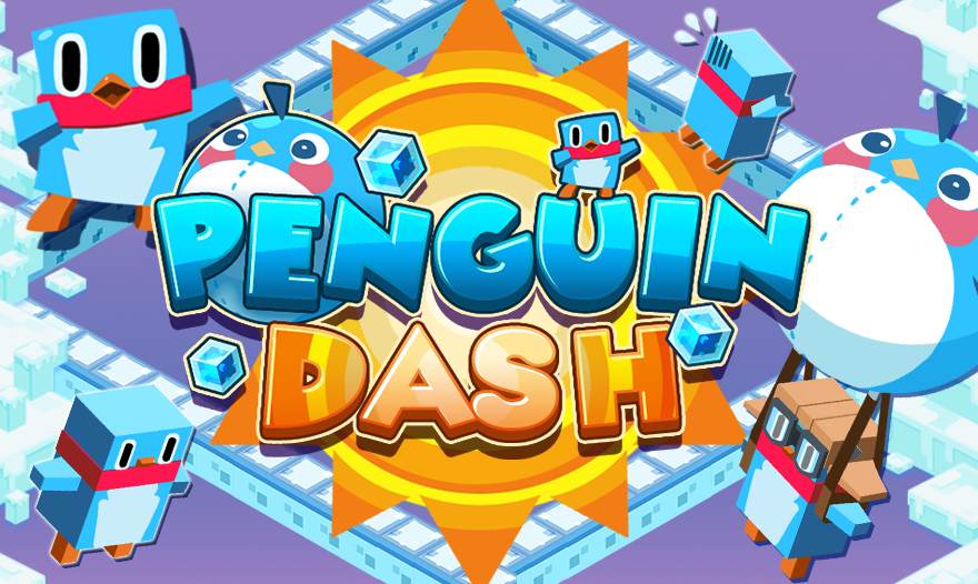 PENGUIN DASH